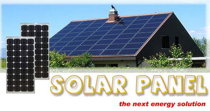 Jual solar panel Indonesia